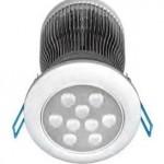 Потолочный светильник светодиодный точечный