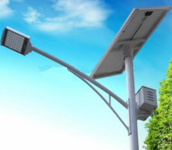 Светодиодный светильник на солнечных батареях